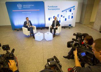 konferencja z Morawieckim